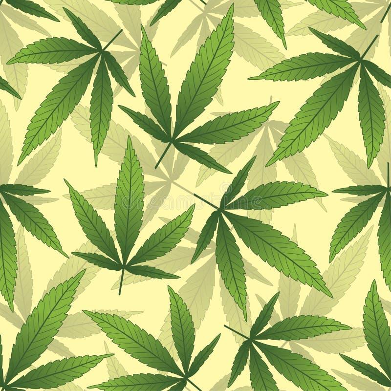 marijuana stock de ilustración