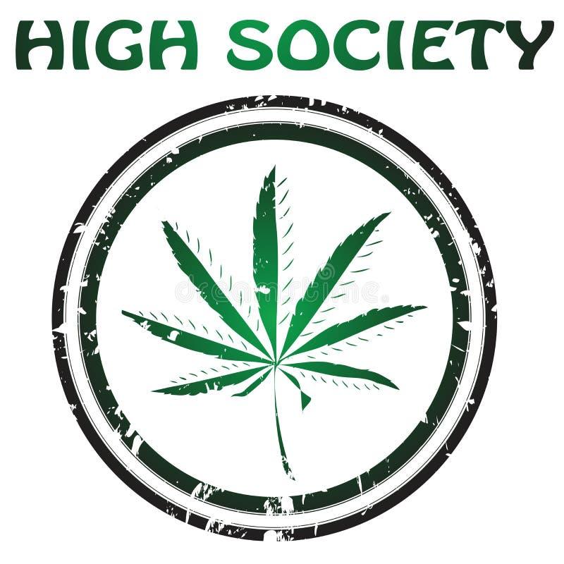 Download Marijuana design stock vector. Image of concept, cannabis - 13401450