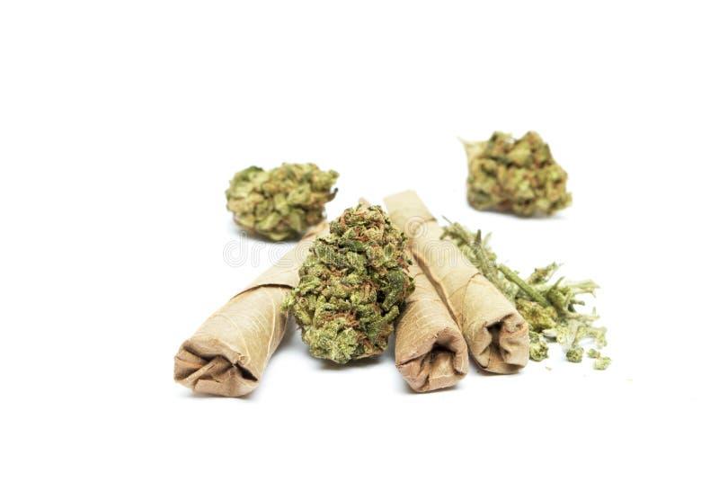 Marijuana. Weed Pot Cannabis, Objects royalty free stock photography