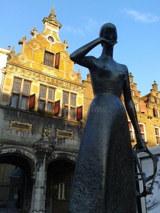 Marike of Nijmegen royalty free stock photo