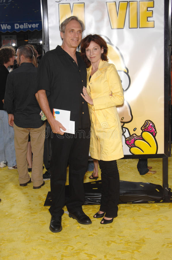 Download Marilu Henner, Michael Brown, The Simpsons Editorial Image - Image: 23976490