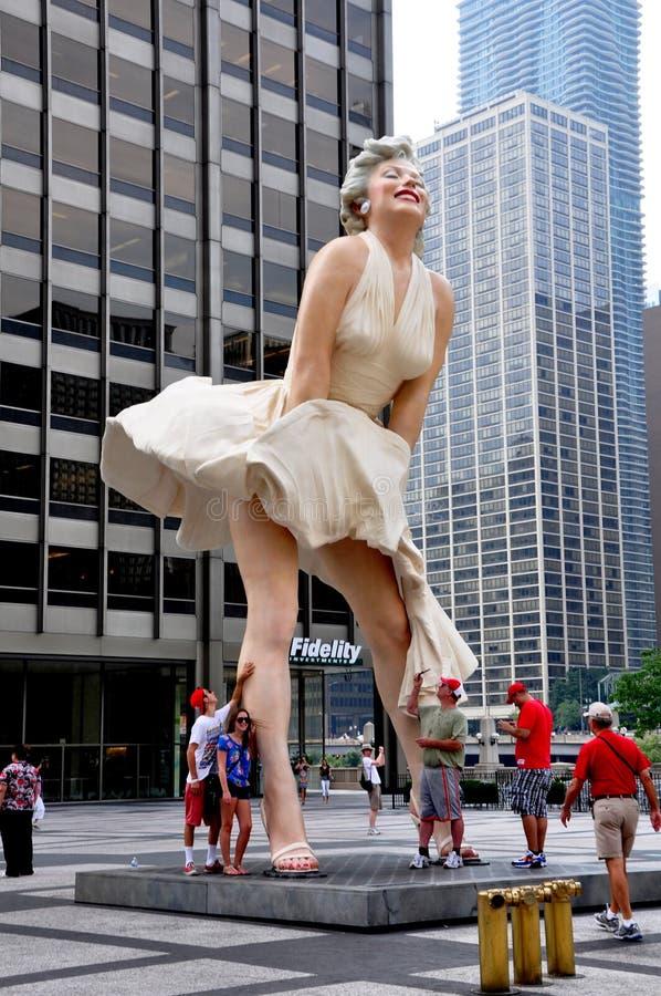 Marilyn Monroe imágenes de archivo libres de regalías
