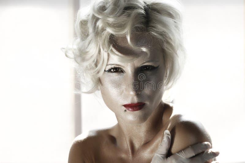 Marilyn Monroe 7 image libre de droits