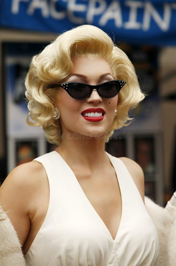 Marilyn Monroe fotografie stock