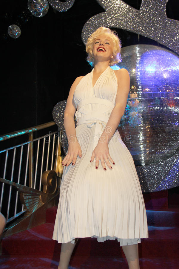 Marilyn Monroe image libre de droits
