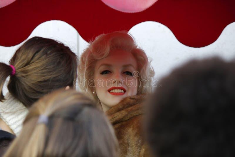 Marilyn Monroe photo stock
