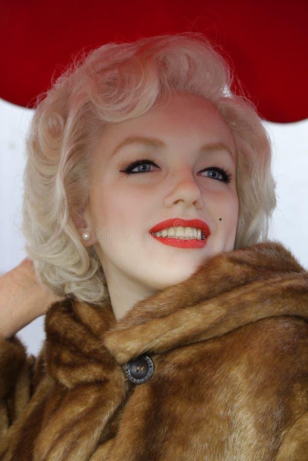 Marilyn Monroe photo libre de droits