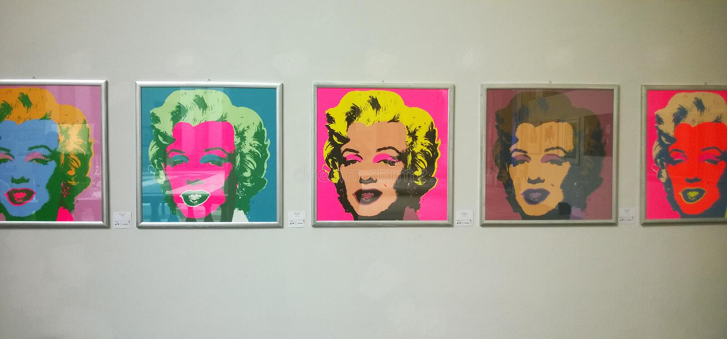 Marilyn Monroe zdjęcie stock