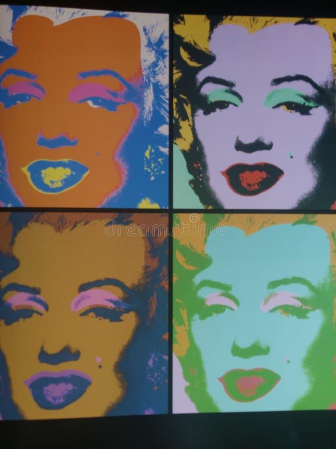 Marilyn Monroe imagen de archivo