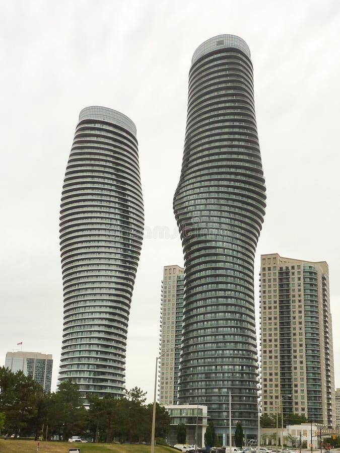 Marilyn Monroe Towers stock foto's