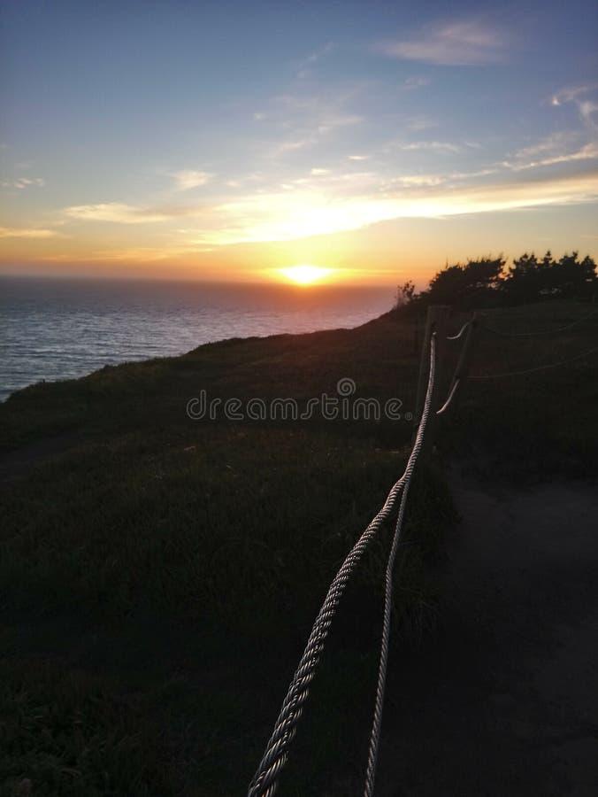 Marin headlands stock photos