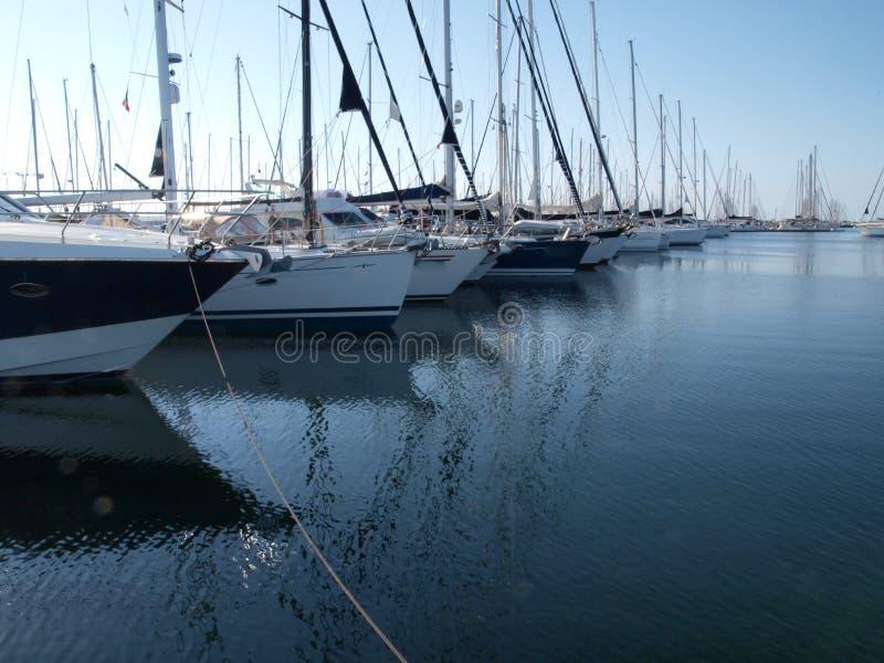 Download Marina stock image. Image of ship, sunlight, jetty, vessel - 10413603