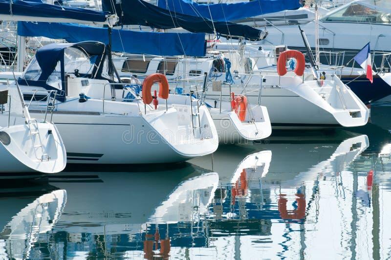 Download Marina stock image. Image of sailboat, sailing, motorboat - 20552457