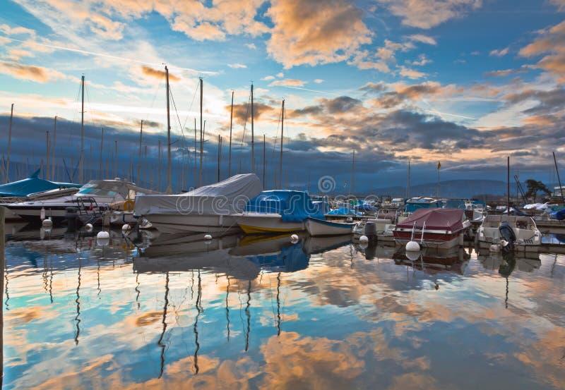 marina zdjęcie royalty free