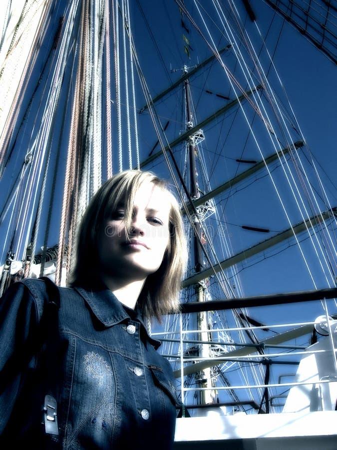 marina royaltyfri foto