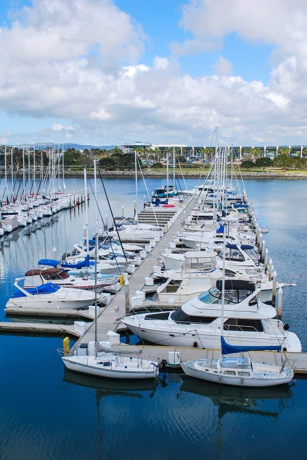 marina stock foto