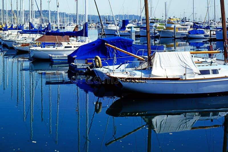 marina royalty-vrije stock fotografie