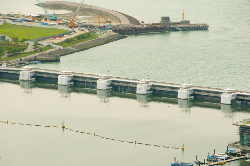 Marina Barrage photos libres de droits