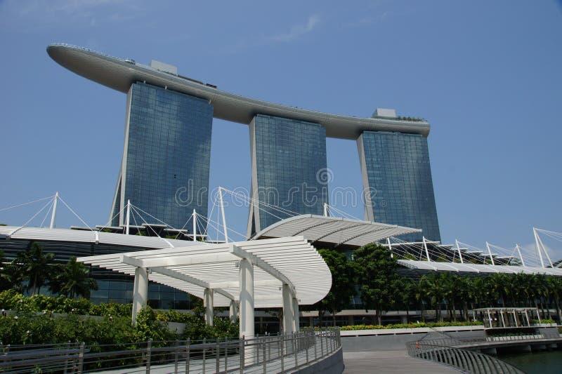 Download Marina Bay Sands Royalty Free Stock Photos - Image: 26487688