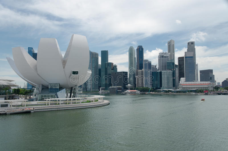 Marina Bay Sands and Waterfront, Singapore