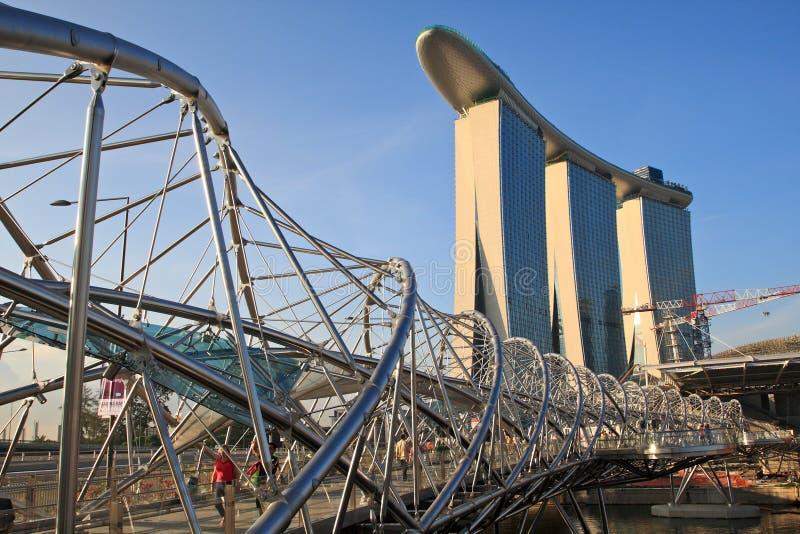 Marina Bay,Singapore royalty free stock photos