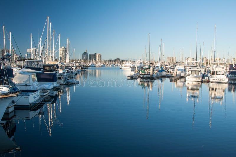 Marina Boats photographie stock