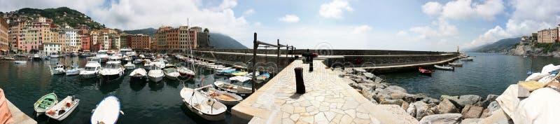 marina camogli zdjęcia royalty free