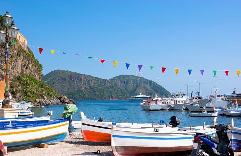 Marina Corta Harbour immagini stock libere da diritti