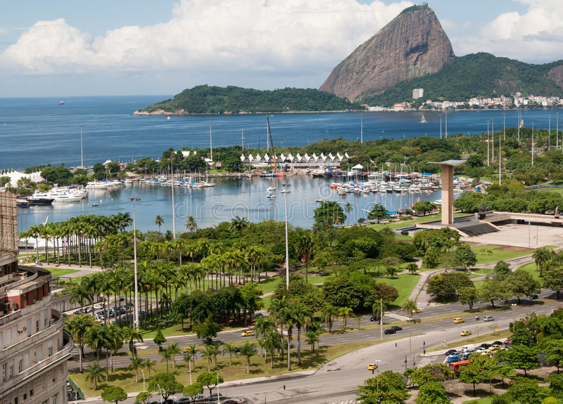 Download Marina da Gloria stock photo. Image of yacht, place, famous - 8825806