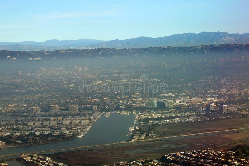 Marina del Rey стоковое изображение