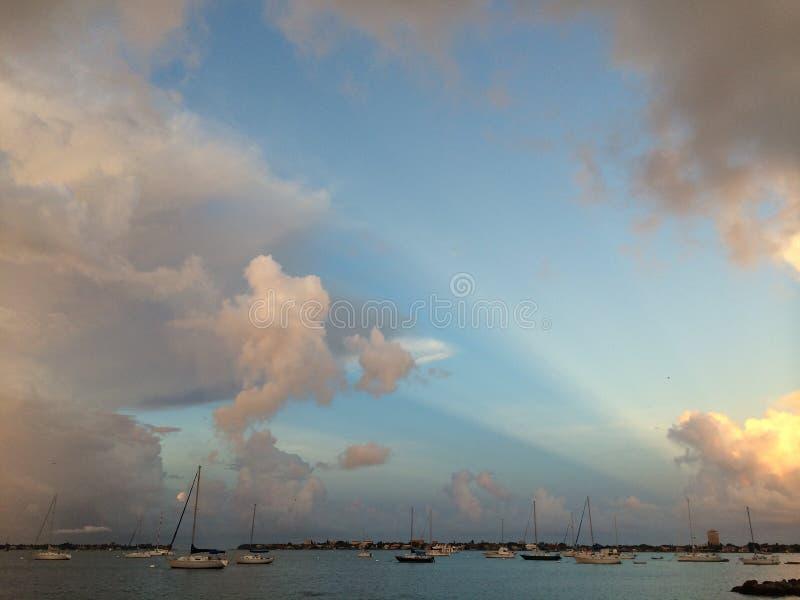 Marina Jacks Sarasota Florida fotografia de stock