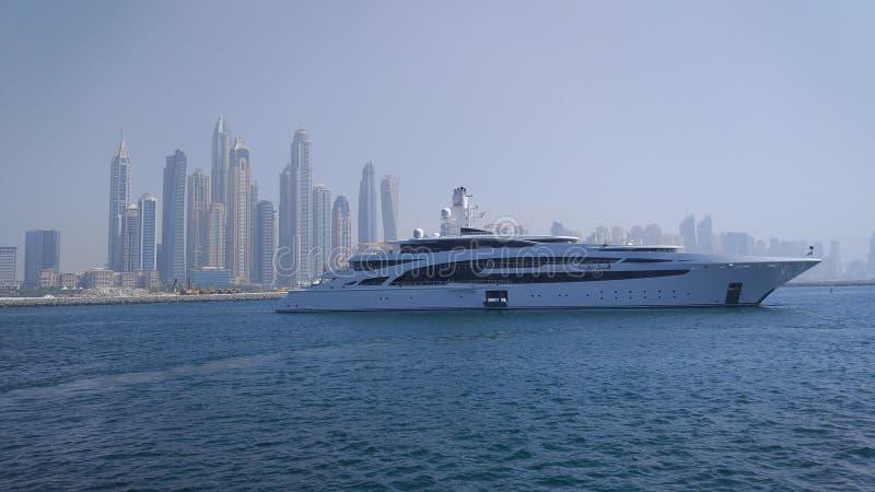 Marina view royalty free stock image