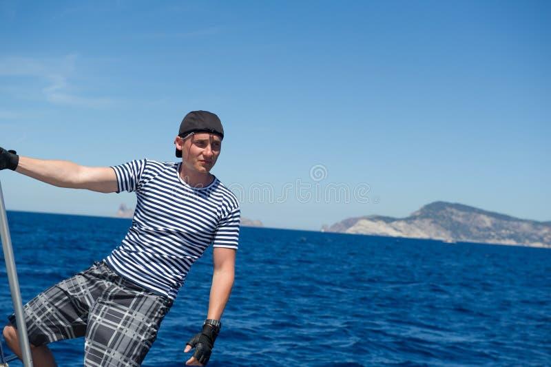marinaio immagine stock