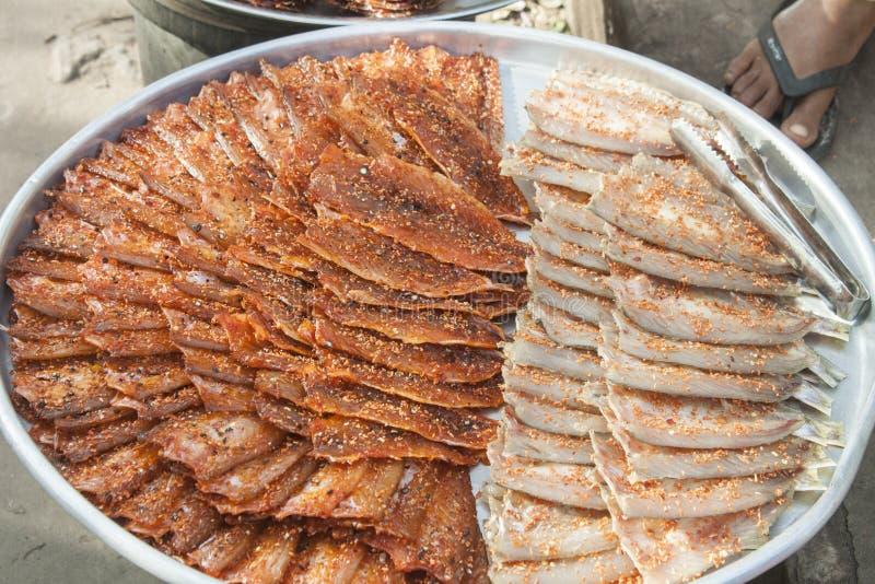 Marinated рыбы стоковое изображение rf