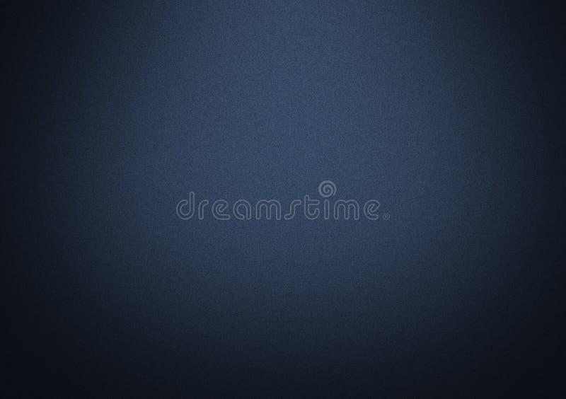 Marinblå vanlig texturerad bakgrund royaltyfri bild