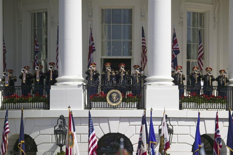 Marine Band Trumpeters