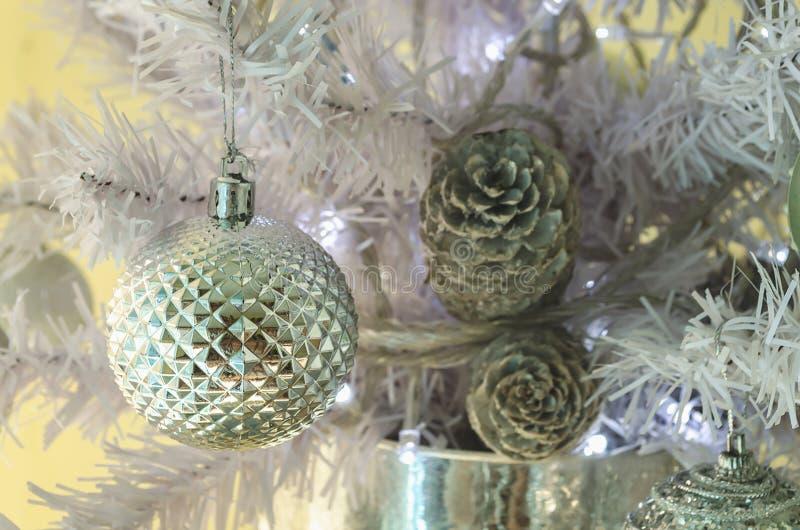 Marine Christmas-decoratie thuis royalty-vrije stock afbeelding