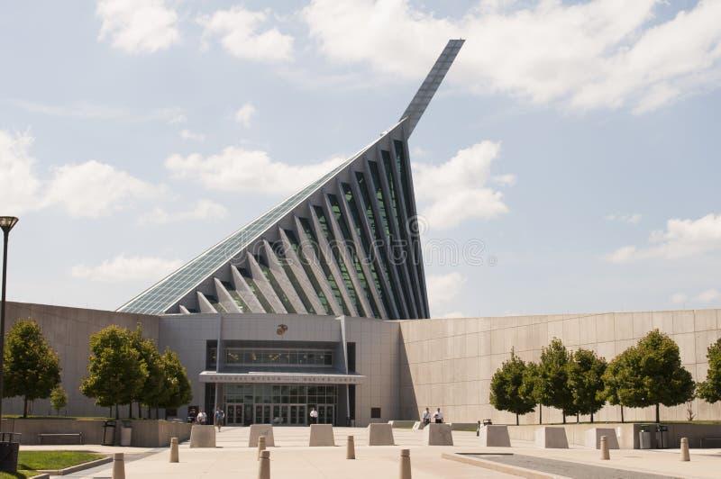 Marine Corps Museum imagem de stock royalty free