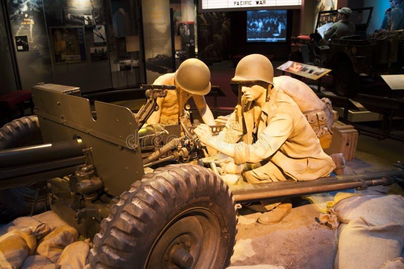 Marine Corps Museum immagini stock libere da diritti