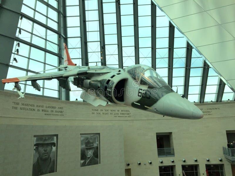 Marine Corps Museum nationale photo libre de droits