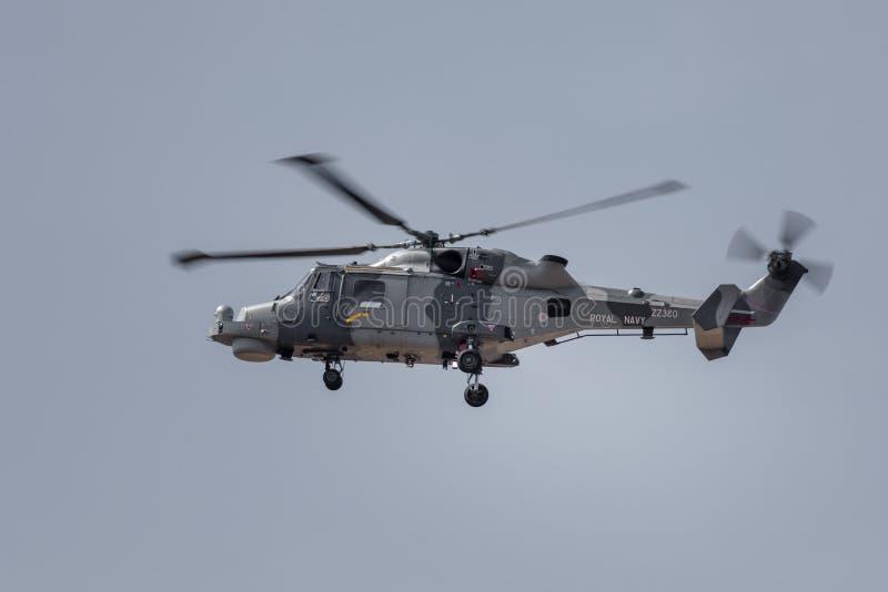 Marine-Luchs HMA Hubschrauber 8 lizenzfreie stockfotos