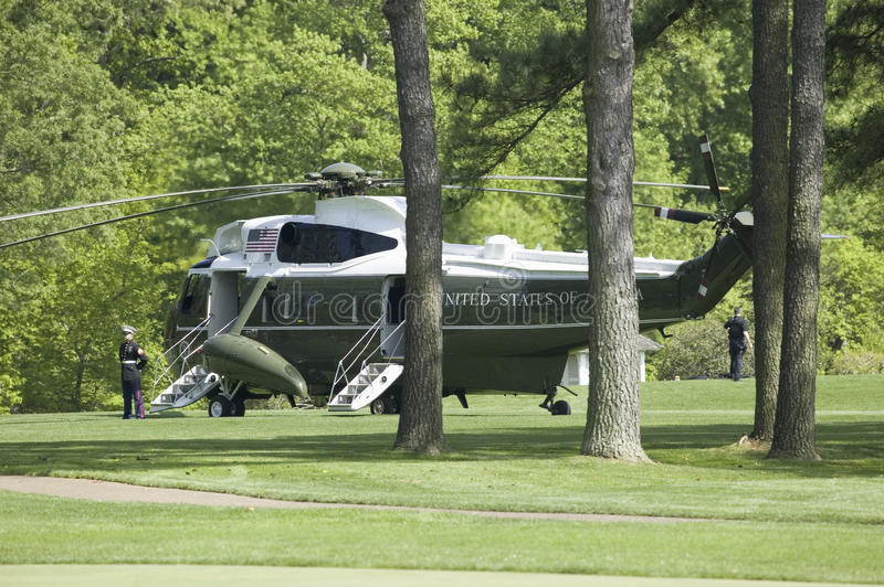 Download Marine One Presidential Helicopter Editorial Photography - Image of scenes, marine: 27072022