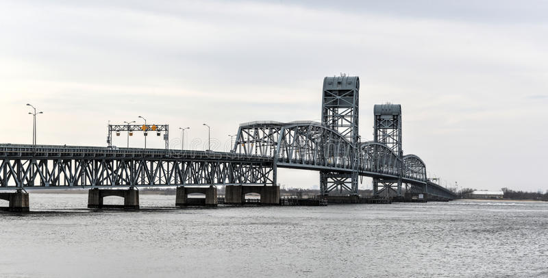 Marine Parkway-Gil Hodges Memorial Bridge stock image