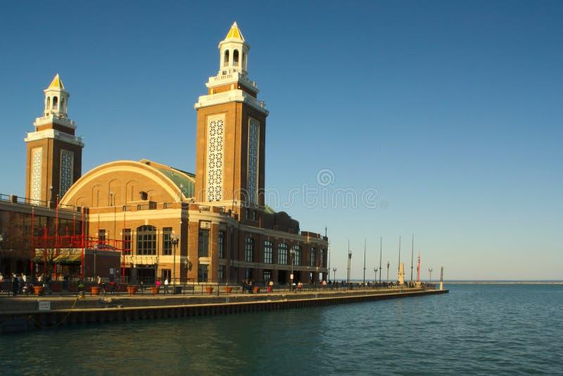 Marine Pier Grand Ballroom stockbild