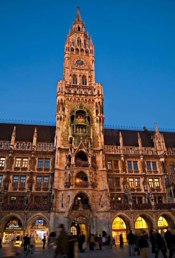 Marine Platz, Munich royalty free stock photos