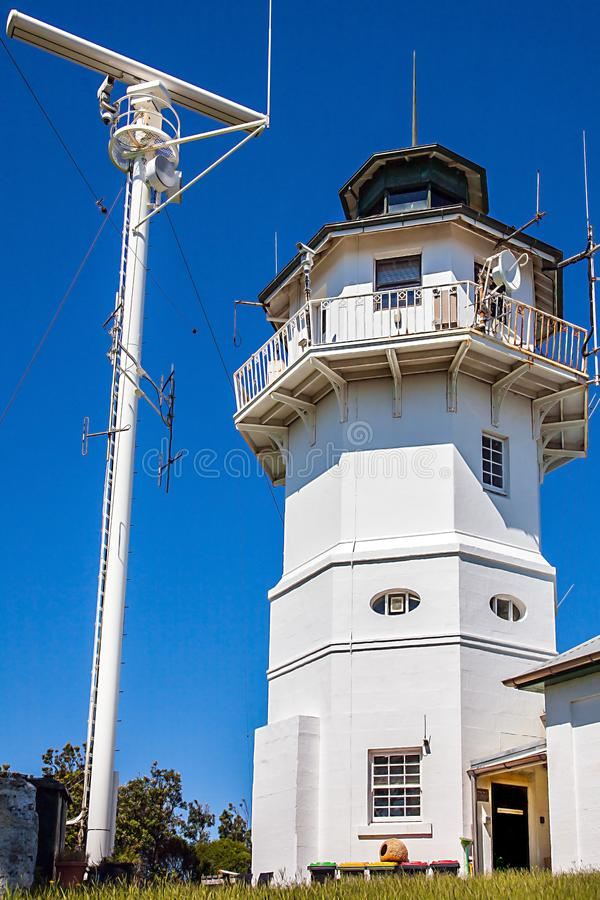 Marine Rescue Port Jackson Sydney arkivbilder