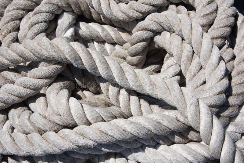 Marine Rope stockfotos