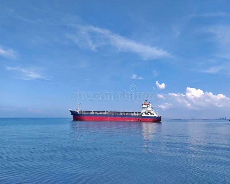 Marine at Sriracha, Chonburi, Tajlandia zdjęcie royalty free