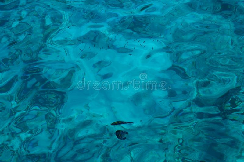 Marine texture of water royalty free stock image