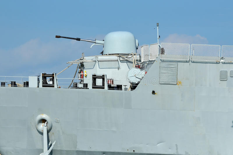 Marinegewehr lizenzfreie stockfotografie